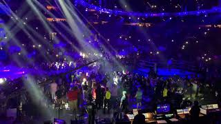 UNDERTAKER RETURNS TO WWE PHILLY AFTER 10 YEARS. (LIVE)