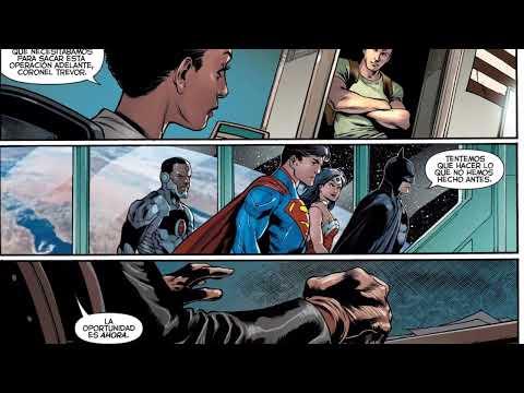 Throne of Atlantis (Trono de Atlantis) - PARTE 5 (FINAL) - Justice League #17