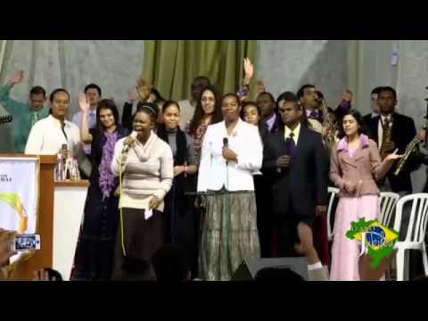 Chuva De Avivamento - Convenção 2013 O Ano Do Jubileu Joinville (SC)
