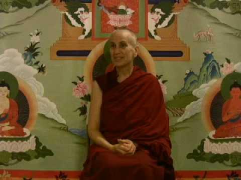 12-01-08 41 Prayers to Cultivate Bodhicitta - Verse 26 pt.1 - BBCorner