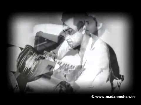 Madan Mohan singing Naina Barse introduced by Lata Mangeshkar
