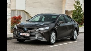 New Car: Toyota Camry 2019 review
