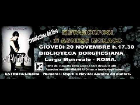 Agnese Monaco intervistata su SanMango Radio 17/11/14