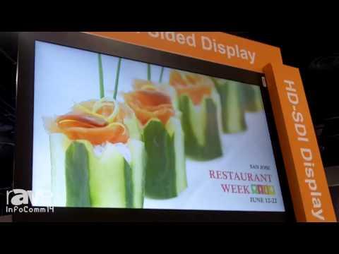 InfoComm 2014: AG neovo Presents DS-55 Digital Monitor