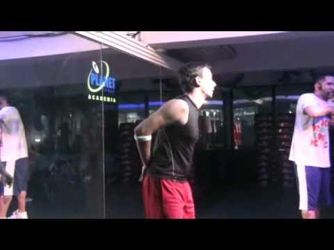 Body Jam Especial Serginho (2) | Planet Sport Academia