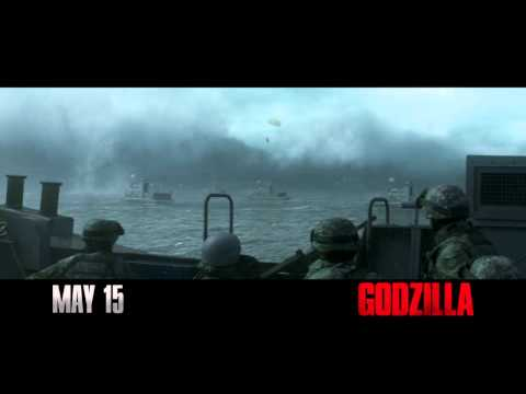 Godzilla (2014) Ravaged Event Clip [HD]