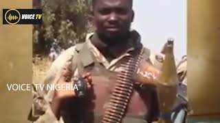 Young Nigeria Soldier with Kidney Failure,Crying For Help