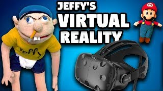 SML Parody: Jeffy's Virtual Reality!