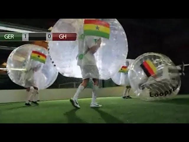 Fussball Weltmeisterschaft 2014  2.Loopyball WM Orakel GER-GH