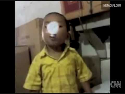 Mother of Smoking Toddler: