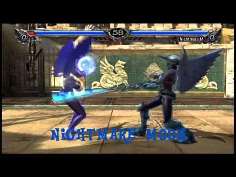 Soul Calibur V Custom Characters:  MLP