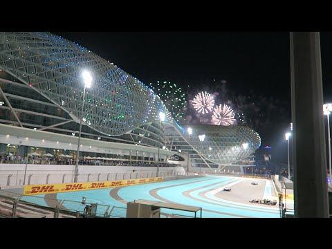 2015 Formula 1 Abu Dhabi Grand Prix