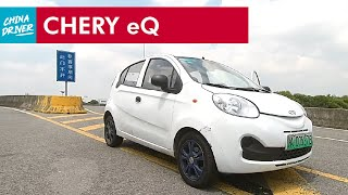 Copycat Matiz? (not really - its a Chery eQ) Chinese Electric Supermini - CHINA DRIVER