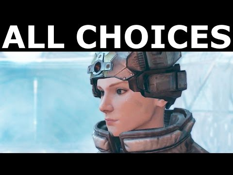 The Technomancer Endings - All Choices & All Companions Comments #1