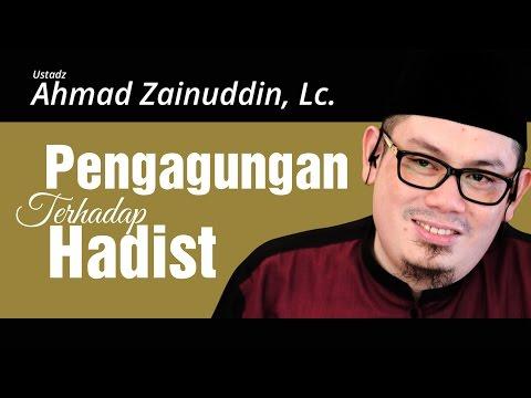 Usy Ahmad Zainuddin, Lc - Beginilah cara mengagungkan hadits nabi