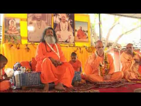 Sri Guru Ashtakam On Guru Purnima Celebration In Jadan video