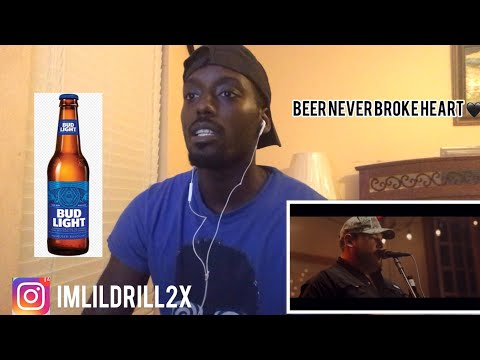 "LUKE COMBS "" BEER🍺 NEVER BROKE MY HEART💔"" (OFFICIAL VIDEO ) 