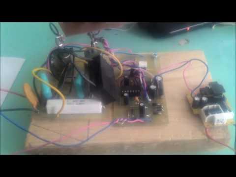 Микроконтроллерный таймер для споттера своими руками 36