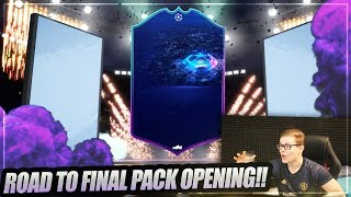 FIFA 19: WALKOUTS IM ROAD TO FINAL CHAMPIONS LEAGUE UCL PACK OPENING! 😱😱 FIFA 19 Ultimate Team