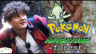 Pokemon Lets Go Explore - Pokemon In Real Life: - Forest!