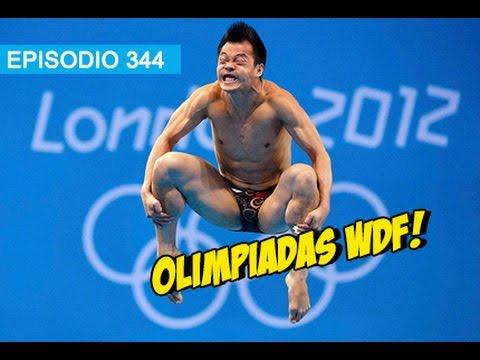 Olimpiadas WDF 2016 ! #whatdafaqshow