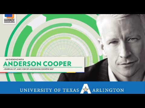 Maverick Speaker Anderson Cooper