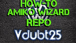 [ How-To ] - Add The amiko Wizard Repo