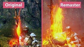 Dark Souls – Original (Prepare To Die Edition) vs. Remastered both on PC Graphics Comparison