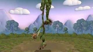 Spore Creature Creator Video - Arbitron