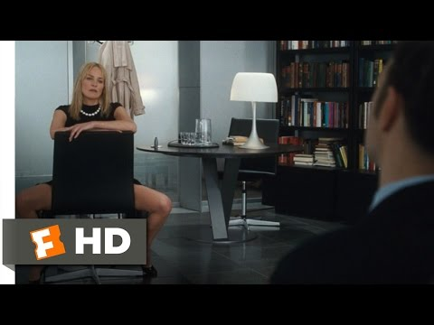 Basic Instinct 2 (7 11) Movie Clip - Dirty Talk (2006) Hd video