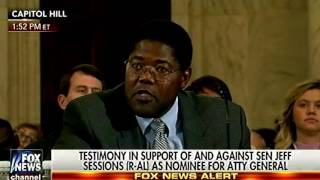 William Smith Crushes Cory Booker & the Congressional Black Caucus at Jeff Sessions Confirmation