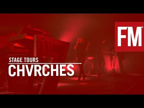 Stage Tour - Chvrches