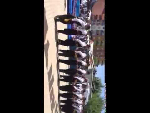 Sason folklor gurubu19 mayıs gösterimi