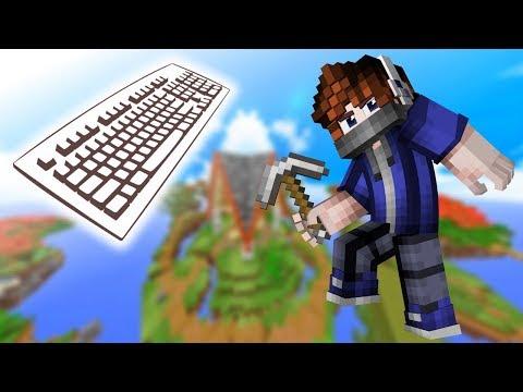 НОВЫЙ ХАЙПИКСЕЛЬ + НОВАЯ КЛАВИАТУРА [HYPIXEL SKY WARS Minecraft Mini-Game