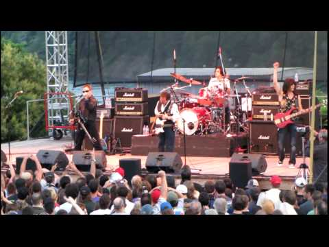 BlueÖyster Cult - Cities On Flame With Rock And Roll - Live @ ARTPARK Lewiston NY 6-16-09