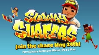Subway Surfers iOS Launch Trailer