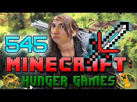Minecraft: Hunger Games W mitch! Game 545 - Big Sponsors, Bigger Kills! video