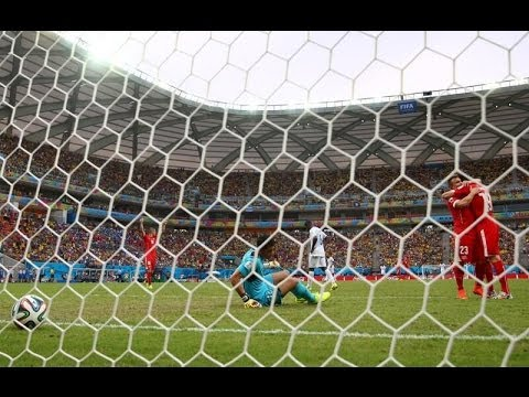 Switzerland Advances; Switzerland vs Honduras 2014 FIFA World Cup Results
