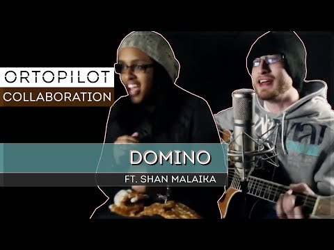 Domino - Jessie J - Shan Malaika & Ortopilot - Acoustic Cover video