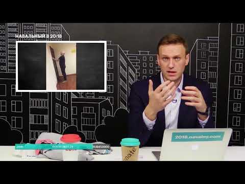 Навальный о том как депутат пилил на работе дверь