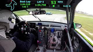 Champ Car - Harris Hill Raceway - Brian Faz - Day 2, Session 1