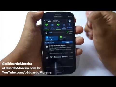 Primeiras Impressões: Samsung Galaxy Gran Duos (GT-I9082L)