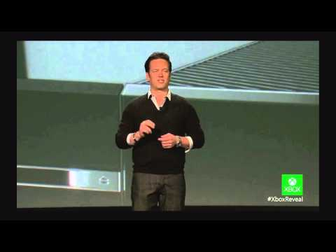 Xbox One Event  5/21/2013 Pt: 5 New Games with Phil Spencer