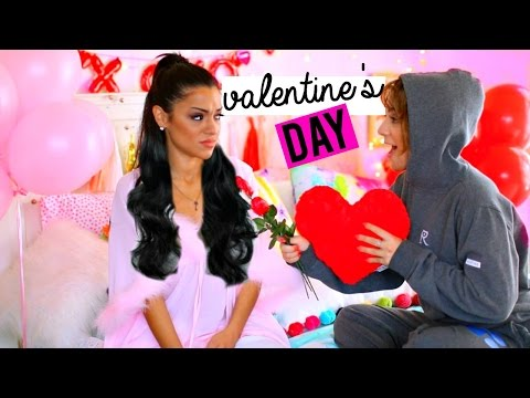 Expectations vs. Reality: Valentine's Day! | Niki and Gabi