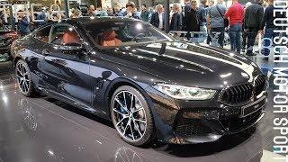 2019 BMW 8 Series - 840d xDrive - Full exterior and interior review - Paris Motor Show