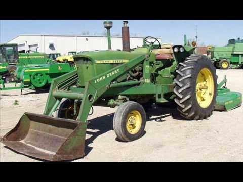 tracters .wmv Video