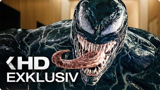VENOM Clip & Trailer German Deutsch (2018) Exklusiv