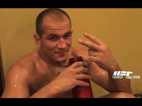 JUNIOR DOS SANTOS:  ROAD TO THE BELT, Part 1