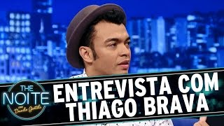 download musica The Noite 280915 - Entrevista com Thiago Brava