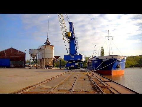 Gottwald Hafenmobilkran (Teil 2) / Gottwald mobile harbor crane (Part 2)